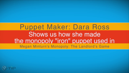 Let's Talk Monopoly Bonus: How Dara Ross made the iron